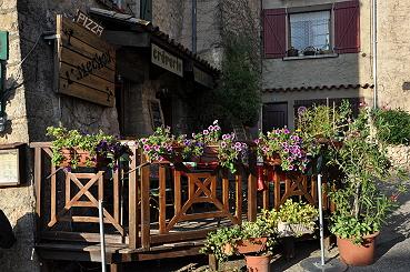 Restaurant in Tourtour