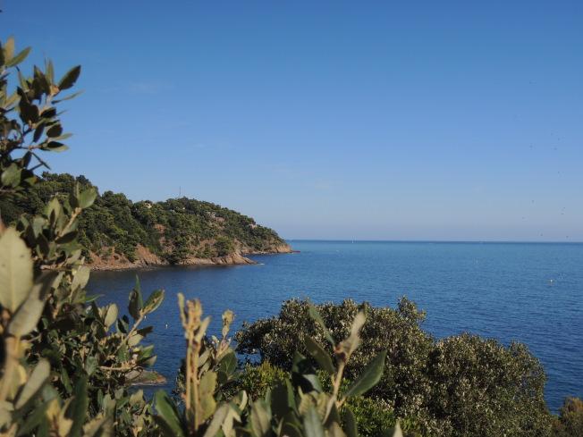 Küste Südfrankreich